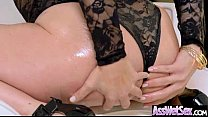 Screenshot Big Butt Gir l (chanel preston) Get Oiled All Ov...
