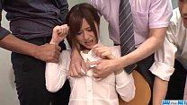 Yumi Maeda s tarts having sex at work with her colleagues