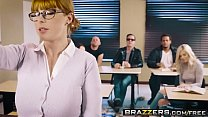 Screenshot Brazzers - B ig Tits at School -  The Substitute...