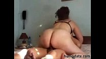 Chubby brune tte housewife rides hubbys cock