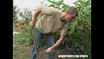 Screenshot Hot Euro Mom  Gives The Gardener A Little Extra ...