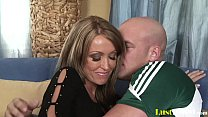 Old mommy Kr istina Ross gets penetrated and covered