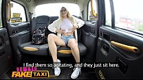 Screenshot Female Fake  Taxi Petite blonde student with hai...