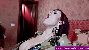 cover video Double Penetration For A Redhead