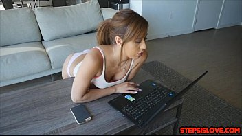 thumb Great Ass Teen Demi Lopez Grinds Stepbro Doggystyle And Make Him Bust A Nut