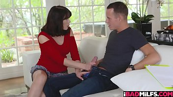 thumb Amber Chase Blowjob Her Step Sons Cock