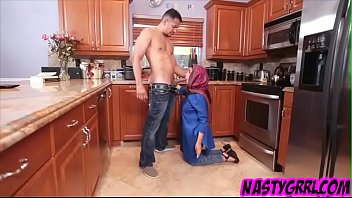 thumb Innocent Arab Exchange Student Filled With Cum Deep In Her Muslim Pussy