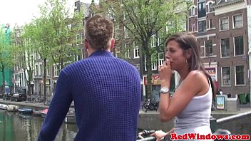 thumb Dutch Hookers Tight Ass Gets Cumshot