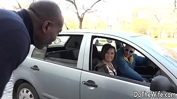 cover video Sexy Wife Ana Bell Evans Takes It Up The Ass From A Black Dude
