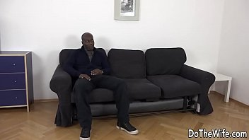 thumb Sexy Wife Ana Bell Evans Takes It Up The Ass From A Black Dude