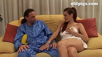cover video Amazing Mature Brunette Seduces A Young Man For Fuck