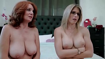 cover video Redhead Granny And Mom Wants Me Andi James And Cory Chase