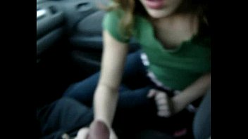 thumb Bitchy Teen In The Car Bj