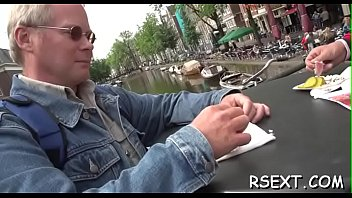 thumb Horny Grandad Takes A Tour In Amsterdam S Redlight District