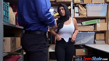 thumb Busty Muslim Teen Thief Punish Fucked By A Lp Officer
