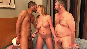 cover video Cum Eating S Brooke Wylde 039 S Hubby Gives Her A Bbc