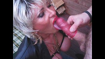 cover video Piss Busty Blonde Mom Whore Pee And Suck A Dick