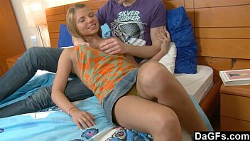 thumb Mouthful Of Cum For Young Russian Teen