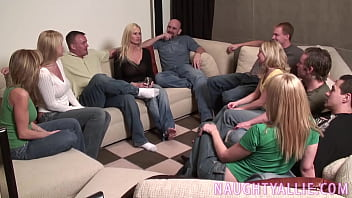 cover video Party Game Leads To A Huge Orgy