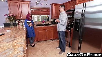 thumb Middle Eastern Cutie Fucking Creampied By Big A