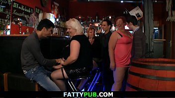 cover video Big Tits Party In The Bbw Bar