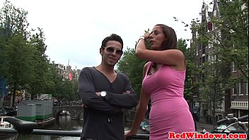 thumb Real Amsterdam Prostitutes In Threeway