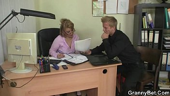 thumb Office Lady Is Forced Him Fuck Her Hard