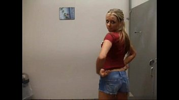 thumb Cutie From Showing Mychickscams Gq On Cam In Walgreens Bathroom