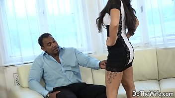thumb Wife Mira Loves Black Cock In Her Ass
