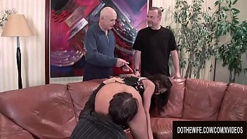 thumb Mature Wife Sarah Bricks Gets Drilled In Front