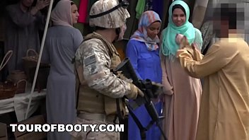 cover video Tour Of Booty Operation Pussy Run With Soldiers In The Middle East