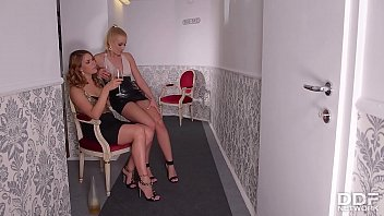 thumb After Party Blowjob Threesome With Cherry Kiss