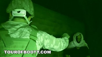 thumb Tour Of Booty Horny American Soldiers Pick Up Fresh Arab Meat For Their Party