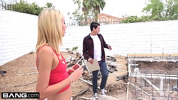 thumb Bang Confessions Haley Reed Raw Anal Fuck By The Pool Guy