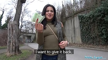 thumb Public Agent Outdoor Orgasms For Serbian Beauty