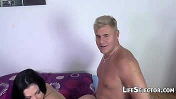 thumb Aletta Ocean Gets Fucked Hard By Two Guys