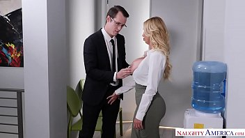 cover video Naughty America Too Much Office Sex