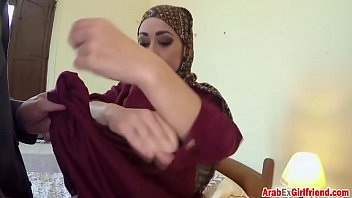 thumb Arab Ex Gives Head And Gets Cunt Filled By Cock