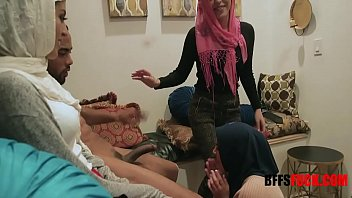 thumb Babes In Hijab Fuck Bbc Before The Marriage Ritual Muslim