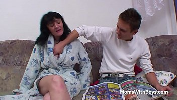 cover video Busty Mother Fucking Son 039 S Cock