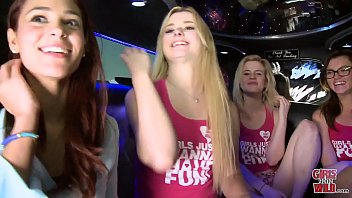 thumb Girls Gone Wild Cum Join The Lesbian Limo Party