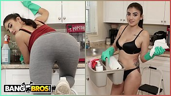 cover video  My Dirty Maid Michelle Martinez Sucks My Cock Clean
