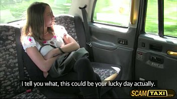 thumb Hot Scarlet Rides A Cab And Gets Pounded Hard I