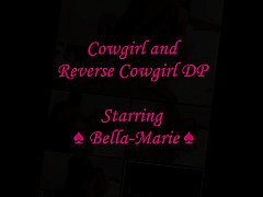 thumb bbw cowgirl and reverse cowgirl dp