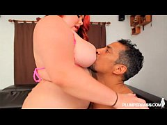 thumb teen chubby cutie harley ann takes on some dark dick