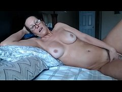 thumb trixxxcams com   milf squirts after fingering herself on webcam show