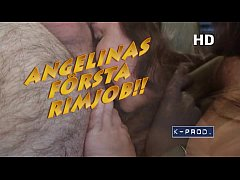 thumb angelinas first rimjob