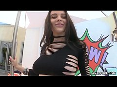 thumb massive ass  licking session with lana rhoades