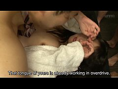 thumb subtitled ja panese tsubomi fondled by a horde of men in