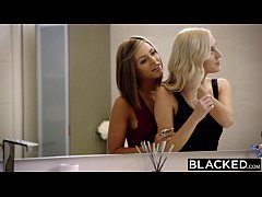 thumb blacked adriana chechik and cadence lux first interracial foursome
